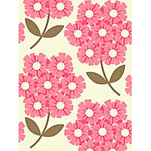 Buy Orla Kiely House for Harlequin Giant Rhododendron Wallpaper Online at johnlewis.com
