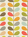 Orla Kiely House for Harlequin Multi Stem Wallpaper