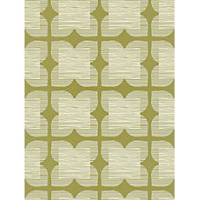 Buy Orla Kiely House for Harlequin Flower Tile Wallpaper Online at johnlewis.com