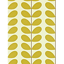 Buy Orla Kiely House for Harlequin Classic Stem Wallpaper Online at johnlewis.com