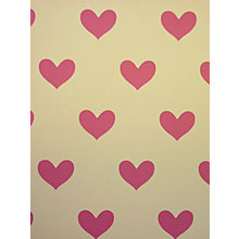 Buy Prestigious Textiles Love Heart Wallpaper Online at johnlewis.com