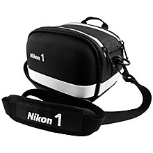 Buy Nikon 1 CF-EU06 System Camera Bag for Nikon 1 Cameras Online at johnlewis.com