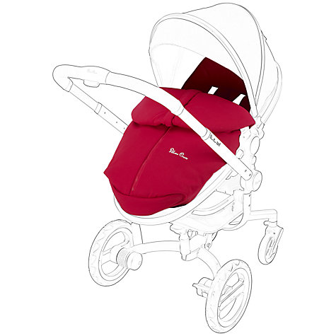 Buy Silver Cross Surf Footmuff, Chilli Online at johnlewis.com