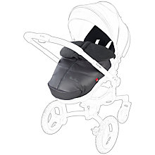 Buy Silver Cross Surf Elevation Footmuff, Zinc Online at johnlewis.com
