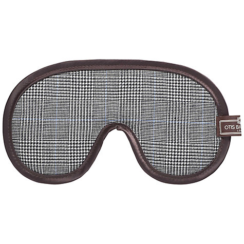 Buy Otis Batterbee Prince Of Wales Eye Mask Online at johnlewis.com