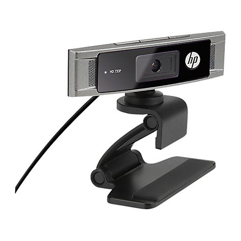 Buy HP HD 3310 Webcam Online at johnlewis.com