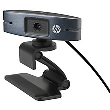 Buy HP HD 2300 Webcam Online at johnlewis.com