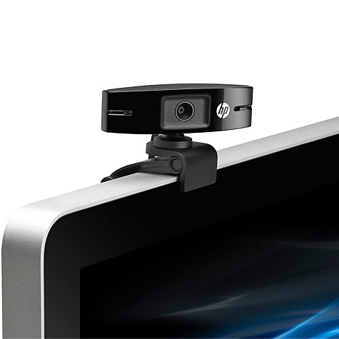 Buy HP 1300 Webcam Online at johnlewis.com