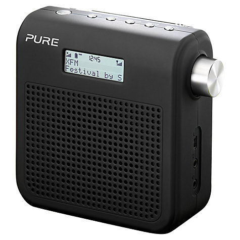 Buy Pure One Mini Series II DAB/FM Digital Radio Online at johnlewis.com