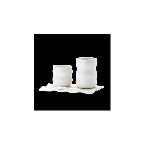 Buy Donna Karan Porcelain Touch Sugar and Creamer Set, 4 Pieces Online at johnlewis.com