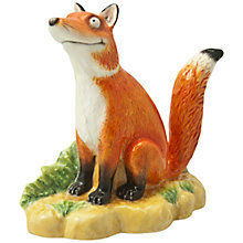 Buy Dartington Crystal The Gruffalo Fox Online at johnlewis.com