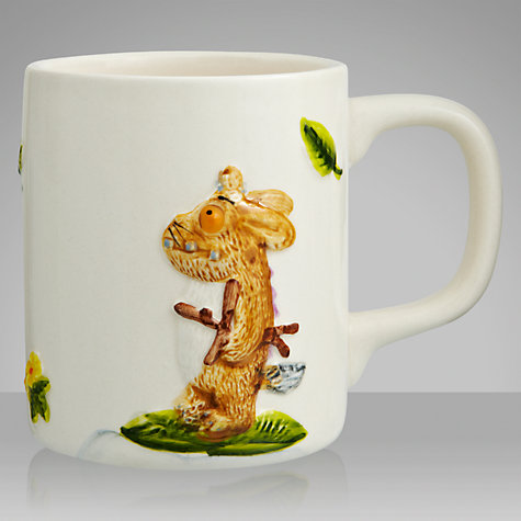 Buy Dartington Crystal The Gruffalo Mug Online at johnlewis.com