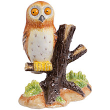 Buy Dartington Crystal The Gruffalo Owl Online at johnlewis.com