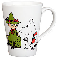 Buy Moomin Friendship Mug, Small Online at johnlewis.com