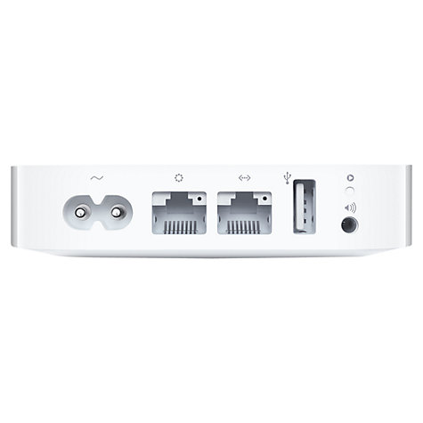 Buy Apple Airport Express Base Station, MC414B/A Online at johnlewis.com