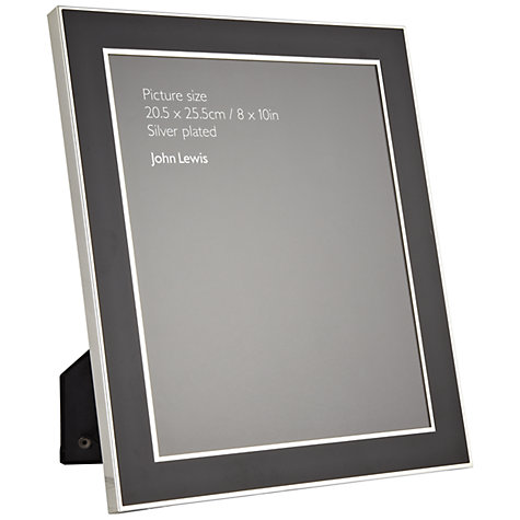 "Buy John Lewis Dart Photo Frame, 8 x 10"" (20 x 25cm) Online at johnlewis.com"