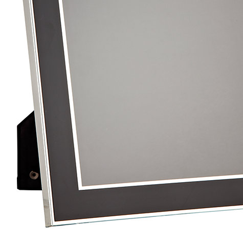 "Buy John Lewis Dart Silver Plated Photo Frame, 8 x 10"" (20 x 25cm) Online at johnlewis.com"