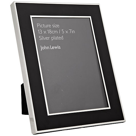 "Buy John Lewis Dart Photo Frame, 5 x 7"" (13 x 18cm) Online at johnlewis.com"