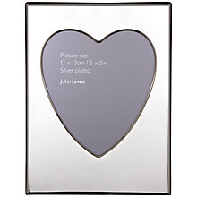 Buy John Lewis Heart Frame Online at johnlewis.com