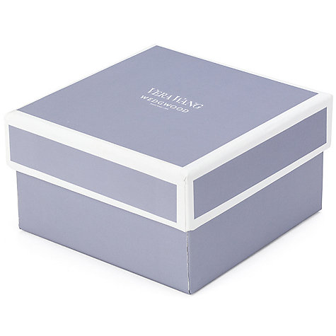 Buy Vera Wang for Wedgwood Grosgrain Flutes, Set of 2 Online at johnlewis.com
