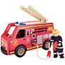 John Lewis Fire Engine Toy