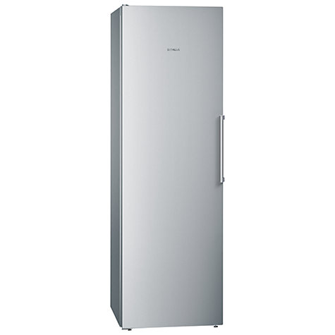 Buy Siemens KS36VVI30 Tall Larder Fridge, A++ Energy Rating, 60cm Wide, Steel Online at johnlewis.com