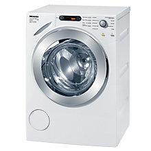 Buy Miele W1901WPs Washing Machine, 7kg Load, A+++ Energy Rating, 1400rpm Spin, White Online at johnlewis.com