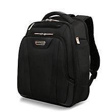 "Buy Wenger Lite 15"" Laptop Backpack, Black Online at johnlewis.com"