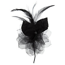 Buy Feathered Dahlia Corsage Online at johnlewis.com