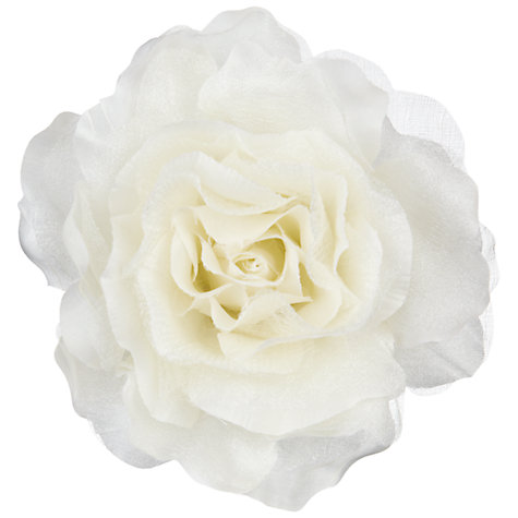 Buy Rose Hair Corsage with Elastic Online at johnlewis.com
