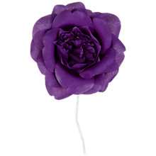 Buy Camellia Corsage, Plum Online at johnlewis.com