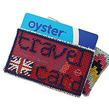Buy Cleopatra's Needle Travel Card Holder, Union Jack Online at johnlewis.com