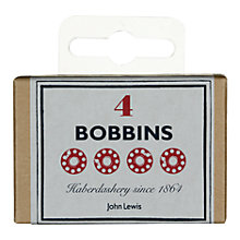 Buy John Lewis Heritage Bobbins, Pack of 4 Online at johnlewis.com