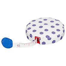 Buy John Lewis Exotic Flower Tape Measure Online at johnlewis.com