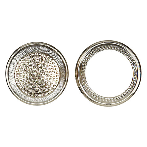 Buy John Lewis Heritage Thimbles, Pack of 2 Online at johnlewis.com