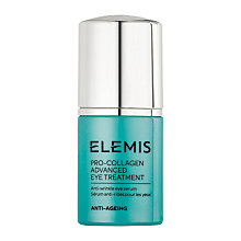Buy Elemis Pro-Collagen Advanced Eye Treatment, 15ml Online at johnlewis.com