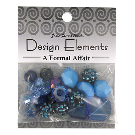Buy Jesse James Beads Design Elements, Aquarius online at John Lewis
