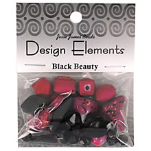Buy Jesse James Beads Design Elements, Black Beauty Online at johnlewis.com