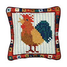 Buy Sew Trade Pin Cushion Kit, Cockerel Online at johnlewis.com