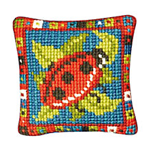 Buy Sew Trade Pin Cushion Kit, Ladybird Online at johnlewis.com
