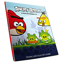 Buy Angry Bird Trading Card Game Starter Pack Online at johnlewis.com