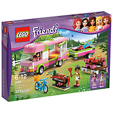 Buy LEGO Friends Adventure Camper Online at johnlewis.com