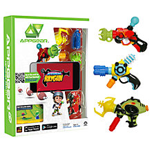 Buy AppGear Mysterious Ray Gun App Toy Online at johnlewis.com