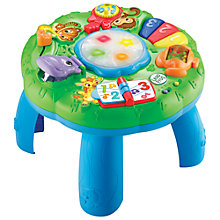Buy LeapFrog Animal Adventure Learning Table Online at johnlewis.com