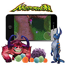 Buy AppGear Akadomon App Toy, Assorted Online at johnlewis.com