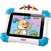 Buy Fisher Price Apptivity iPad Case Online at johnlewis.com