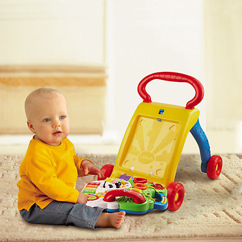Buy V-Tech Babywalker Refresh Online at johnlewis.com