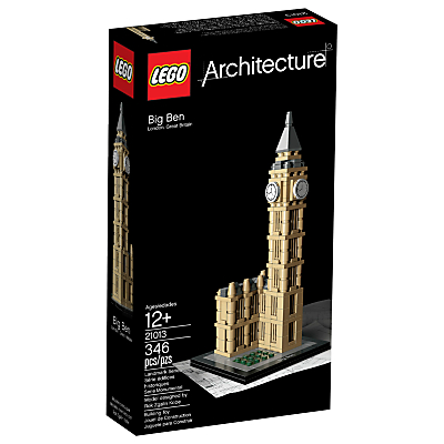Lego Architecture Big Ben Picture