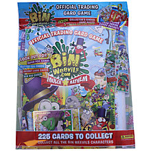 Buy Bin Weevils Official Trading Card Game Starter Pack Online at johnlewis.com