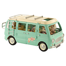 Buy Sylvanian Campervan Set Online at johnlewis.com